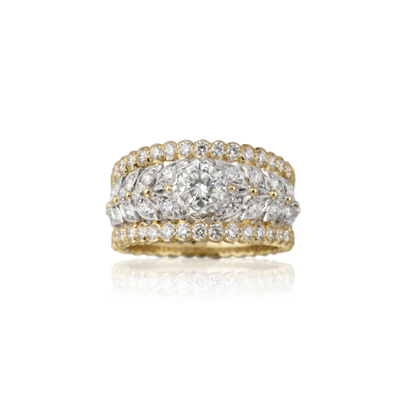 Buccellati - Rings - Band Ring - Jewelry