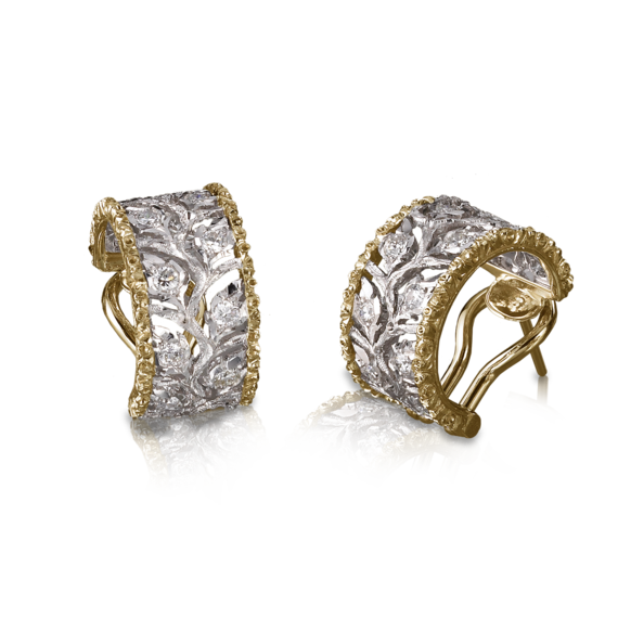 Buccellati - Orecchini - Ramage Earrings - Gioielleria