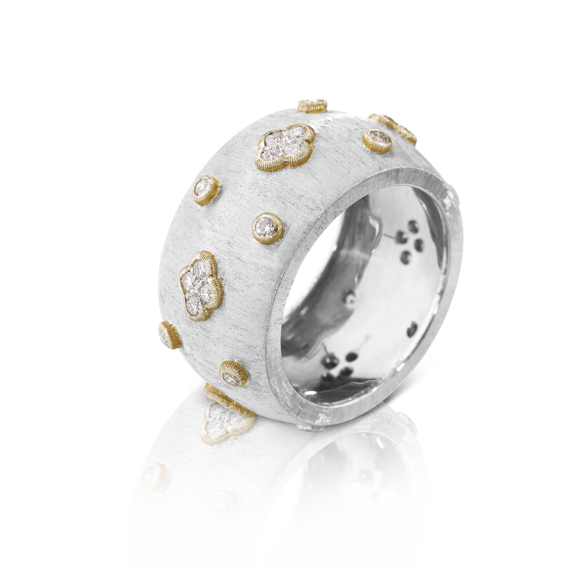 Buccellati - Rings - Bague Eternelle Macri AB - Jewelry