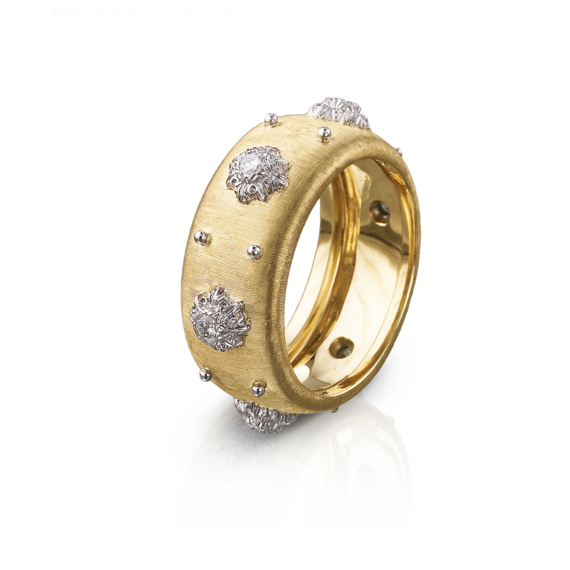 Buccellati - Rings - Macri Eternelle Ring - Jewelry
